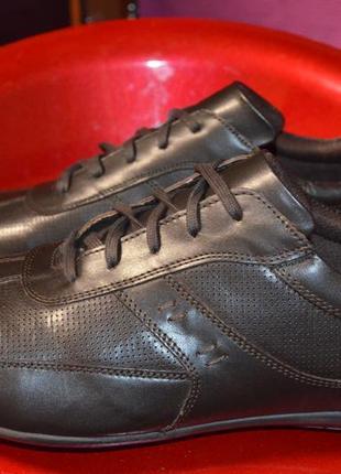 Кожаные туфли hanbury