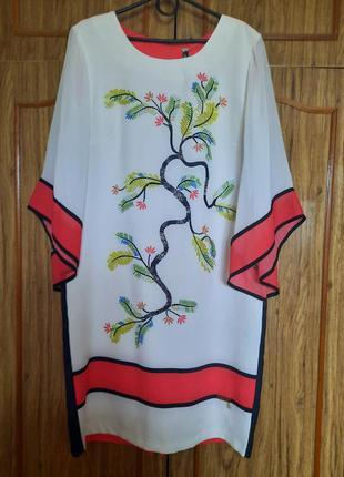 Новое нарядное платье, размер 50