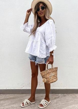 Блуза цвета в наличии
