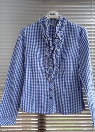 Винтажная блуза, рубашка