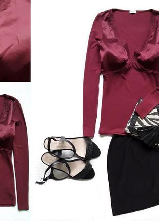 Красивая блузочка в бельевом стиле от intimissimi