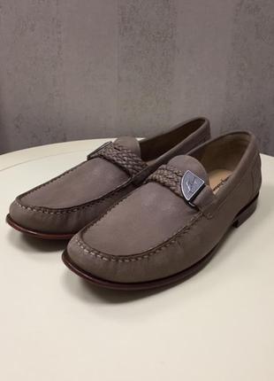 Туфли мужские tommy bahama, новые, кожа, размер 40,5.