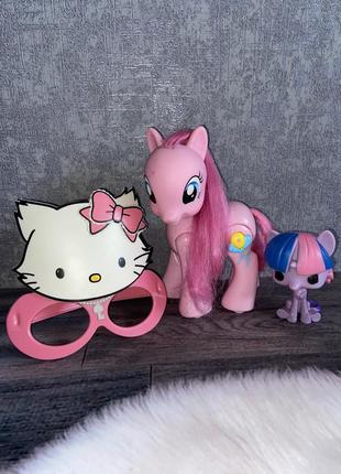 My little pony,интерактивная пони,пинки пай,pinkie pie