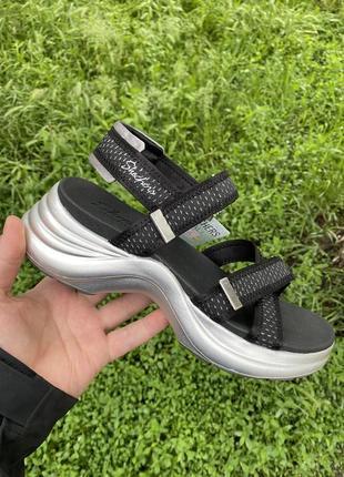 Оригинальные женские сандалии skechers