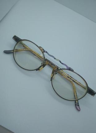 Винтажная оправа, очки gmc trend company