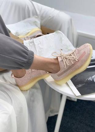 Шикарные женские кроссовки adidas yeezy boost 350 synth наложка