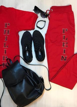 Женский костюм philipp plein