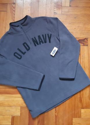 Флисовая кофта old navy,теплая кофта,флисовая кофта