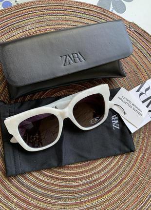 Новые солнечные очки от zara оригинал