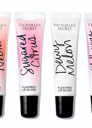 Блиски для губ від victoria's secret