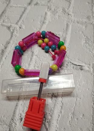 Керамическая фреза для ногтей маникюра фреза для нігтів манікюру