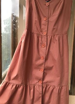 Легкое летнее платье, сарафан