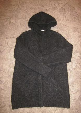 Фирменное теплое пальто esprit   размер s-m
