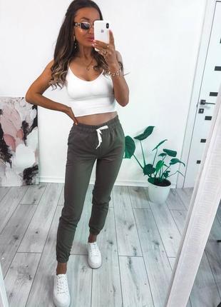 Повседневные штаны, спортивные штаны, есть большие размеры, батал