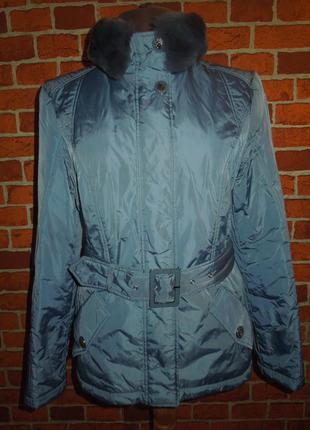 Демисезонная  куртка р. 44-46 lawine