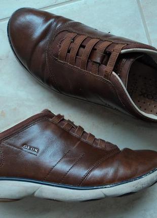 Туфли geox р42 стелька 28см