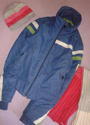 Демисезонная спортивная куртка унисекс