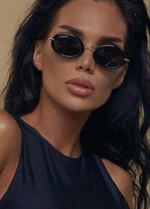Трендовые солнцезащитные очки dior hypnotic 2 оригинал