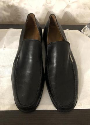 Классические кожаные туфли bally