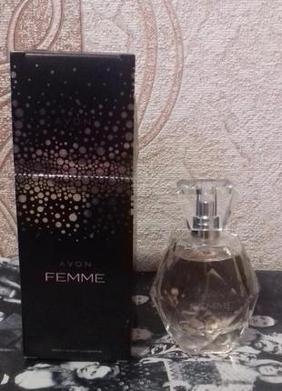 Парфюмерная вода femme 50 ml