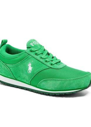 Чоловічі кросівки polo ralph lauren