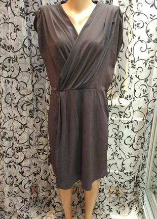 Платье на большую грудь 18 размер