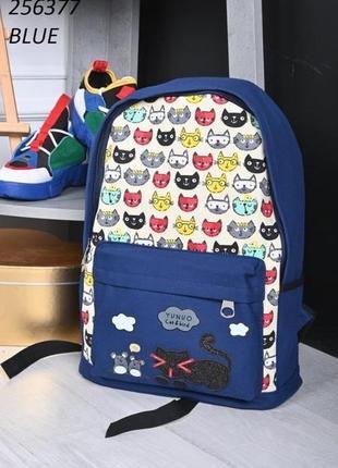 Фабричные рюкзаки, модный принт 2021г 😍)