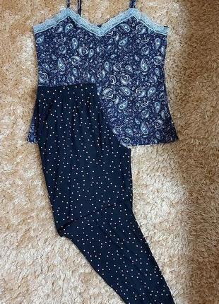 Пижама или костюм для дома, анг 12-14 (евро 40-42)