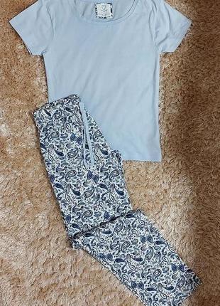 Пижама или костюм для дома, анг 4-6 (евро 32-34)