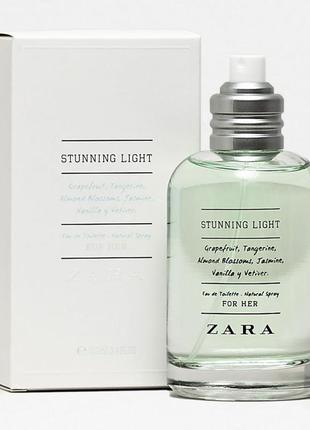 Zara stunning light 100 ml