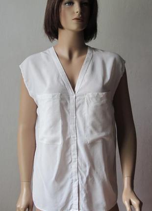 100 % шелковая блуза