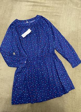 Красивое платье 10-11 л