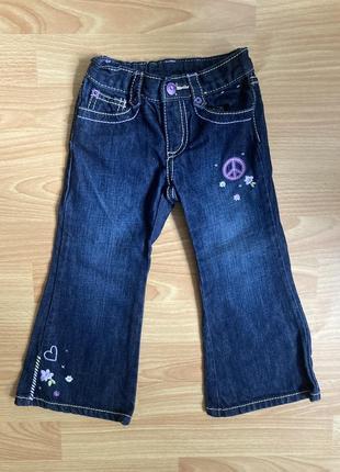 Джинси gymboree, р.3т, джинсы