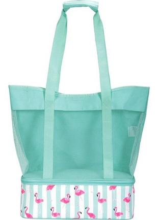 Сумка cooler beach bag  от mountin warehouse