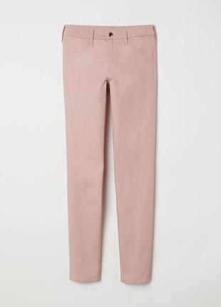 Летниe джинсы h&m. англия.р 28,на об 92-96