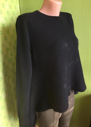 Кашемировый свитер разлетайка alexander mcqueen англия оригинал 36 р