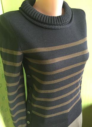 Элегантный свитер кардиган alexander mcqueen италия оригинал 36 р