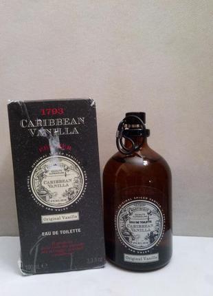 Perlier caribbean original vanilla 1 мл пробник