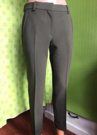 Элегантные женские брюки alexander mcqueen италия оригинал 38 р