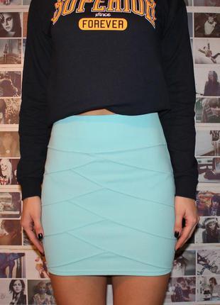 Обтягивающая юбка tally weijl