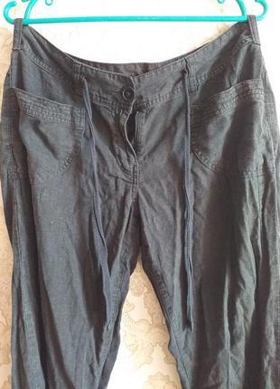 Коттоновые штаны для дома
