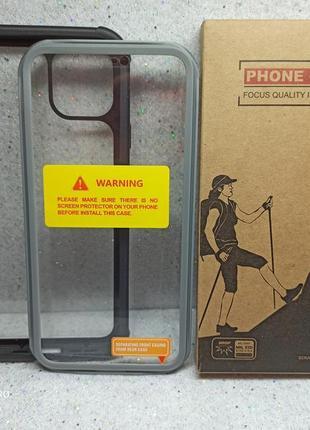 Противоударный чехол для iphone 11 pro max