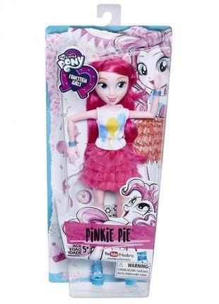 Кукла pinkie pie {my little pony equestria girls }
