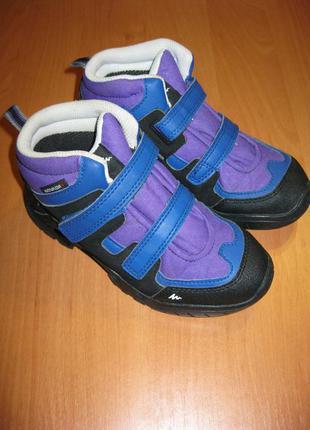 "Ботинки ""quechua"" размер 31."