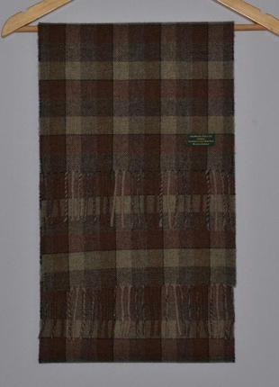 Шарф islay woolen mill skarf