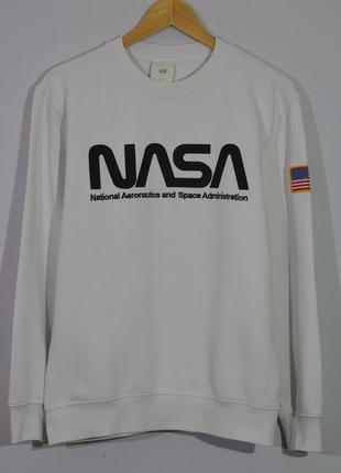 Свитшот h&m nasa sweatshirt