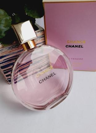 ♥️chanel chance eau tendre парфюмерная вода духи спрей