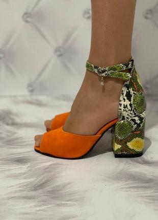 Авторские туфли