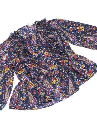 Блуза h&m евро 40