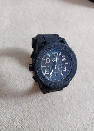 Часы nixon the rubber 42-20 chrono, оригинал